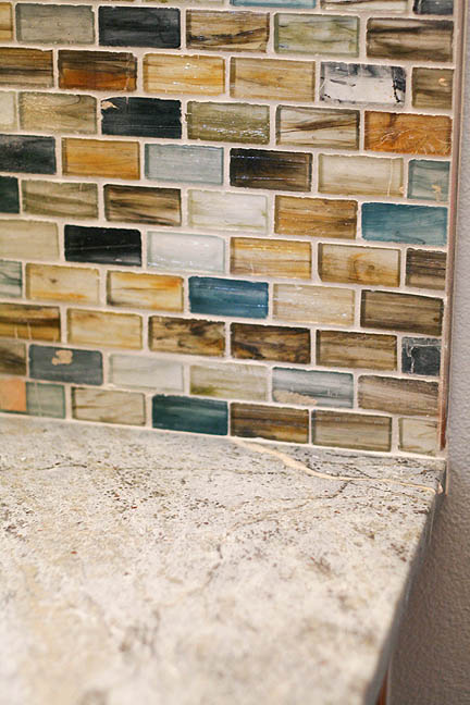 Glass Tile Natural Colors Soapstone Countertops Austin Powder