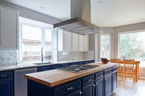 Modern & Airy Kitchen Remodel – Austin Interior Design by Room Fu ...