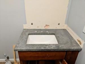 Austin Bathroom Remodel Interior Design Decor Vanity
