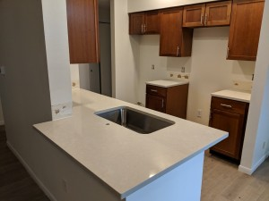 Interior Design Austin Quartz Counter Kitchen Remodel